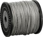 Трос стальной ЗУБР, оцинкованный, DIN 3055, d=10 мм, L=50 м
