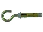 Анкер двухраспорный с полукольцом 10 х 100 х 14 мм