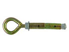 Анкер двухраспорный с кольцом 10 х 120 х 14 мм