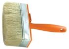 Кисть-ракля, 30 х 100 мм, натуральная щетина, пласт. корпус, пласт. ручка // SPARTA
