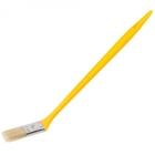 """Кисть радиаторная 75мм, светлая натуральная щетина, пластмассовая ручка, STAYER """"UNIVERSAL-MASTER"""""""