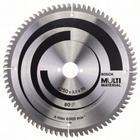Диск пильный универсальный 250х30мм 80Т Multi Material Bosch 2.608.640.516
