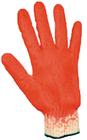 Перчатки трикотажные с одинарным латексным покрытием (шт.)