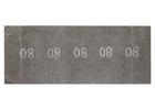 Сетка абразивная P220 115 х 280 мм (10 шт) // SPARTA