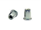 Заклепка сталь. с внутр. резьб шест. цилиндр. борт BRALO М8 Е>3 мм