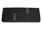 Сетка абразивная P400 106 х 280 мм (25 шт) // MATRIX