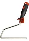 Ручка для валика 250 мм D8 мм никелированная двухкомпонентная // MATRIX