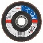 Лепестковый круг Expert or Metal КЛТ 125 K80 углов. Bosch 2.608.606.718