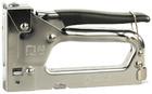 Пистолет ЗУБР скобозабивной металлический пружинный, тип 53, 4-10мм