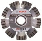 """Диск алмазный отрезной """"Bosch"""" Best for Abrasive 180-22,23 мм 2.608.602.682"""