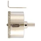 Сверло алмазное по керамограниту, 70 х 67 мм, 3-гранный хвостовик// MATRIX