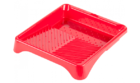 "Ванночка ЗУБР ""ЭКСПЕРТ"" малярная пластмассовая, для валиков до 210 мм, 280х300мм"