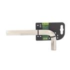 Ключ имбусовый  HEX, 18мм, 45x, закаленный, никель//Сибртех