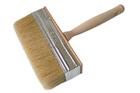 Кисть макловица, натуральная щетина, деревянные рукоятка, 40 х 140 мм (шт.)