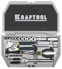 """Набор слесарно-монтажного инструмента, 38 предмета, KRAFTOOL """"INDUSTRY"""""""