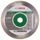 """Диск алмазный отрезной """"Bosch"""" Best for Ceramic 200-25,4 мм 2.608.602.636"""