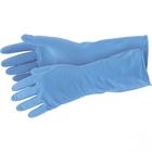 Перчатки хозяйственные латексные c хлопковым напылением, XL Elfe