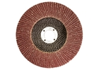 Круг лепестковый торцевой КЛТ-1, зернистость Р 120, 180 х 22,2 мм //Россия