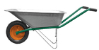 Тачка садовая одноколесная, грузоподъемность 75 кг, объем 80 л (шт.) (Yard)