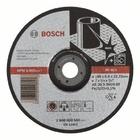 """Диск обдирочный, выпуклый """"Bosch"""" Expert for Inox AS 30 S INOX BF, 180 мм, 6,0 мм 2.608.600.540"""