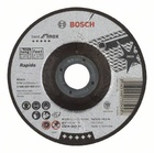 "Диск отрезной, выпуклый, ""Bosch"" Best for Inox, Rapido A 60 W INOX BF, 125 мм, 1,0 мм 2.608.603.493"