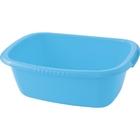 Таз пластмассовый прямоугольный 24 л, голубой Elfe light Россия