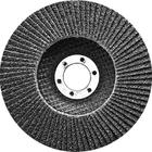 Круг лепестковый торцевой, конический, Р 40, 180 х 22,2 мм// СИБРТЕХ
