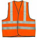 Жилет сигнальный Неон СОП-4 (тк.Полиэфир,100), оранжевый