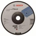 """Диск обдирочный, выпуклый,""""Bosch""""Standard for Metal A 24 P BF, 180 мм, 22,23 мм, 6,0 мм2.608.603.183"""