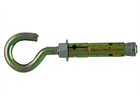 Анкер двухраспорный с полукольцом 10 х 120 х 14 мм