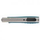 Нож 160 мм, метал. корпус, выдв. сегм. лезвие 18 мм (SK-5), металлическая направляющая, клипса для р