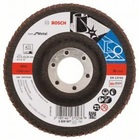 Лепестковый круг Best or Metal КЛТ 125 K120 углов. Bosch 2.608.607.320