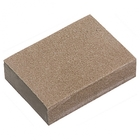 Губка для шлифования, 100 х 70 х 25 мм., мягкая, 3 шт, Р60/80, Р60/100, Р80/120 // MATRIX