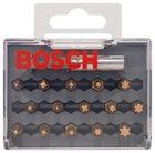 "Набор бит - насадок ""Bosch"" MAXGrip 25мм PH1/2/3  (6шт) 2.607.001.939"