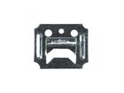 Кляймер для вагонки и панелей №6 (80 шт)