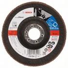 Лепестковый круг Best or Metal КЛТ 125 K80 углов. Bosch 2.608.606.924