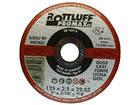 Диск отрезной по металлу 230 х 3,0 х 22 ROTTLUFF A24R-BF