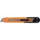 Нож, 18 мм, выдвижное лезвие, пластиковый усиленный корпус//Sparta