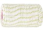 Фал плетеный капрон 16-прядный с капрон. серд. 6 мм, бухта 100 м, 650 кгс // СИБРТЕХ // Россия