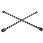 Ключ-крест KRAFTOOL автомобильный  удлиненный, 19-22-24-27мм