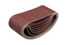 Лента абразивная на тканевой основе Р80, 75 х 457 мм, 10 шт. (Hardaх) (уп.)