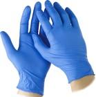 """Перчатки STAYER """"PROFI"""" нитриловые экстратонкие, L, 100шт"""