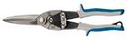 Ножницы по металлу, прямой рез, 280мм, удлиненные лезвия (Hardax) (шт.)