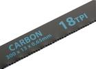 Полотно для ножовки по металлу 300 мм 18TPI Carbon 2 шт // GROSS