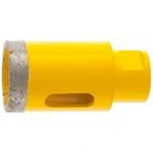Сверло алмазное по керамограниту, 35мм, мокрое резание, М14// DENZEL