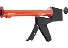 """Пистолет для герметика 310 мл """"полуоткрытый"""" противовес, круглый шток 8 мм // MATRIX"""