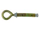 Анкер двухраспорный с кольцом 10 х 180 х 14 мм