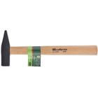 Молоток слесарный, 600 г, квадратный боек, деревянная рукоятка// СИБРТЕХ