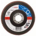 Лепестковый круг Expert or Metal КЛТ 125 K120 прям. Bosch 2.608.607.356