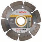 """Диск алмазный отрезной """"Bosch"""" Standard for Universal 115-22,23 мм, (10 шт) 2.608.603.244"""